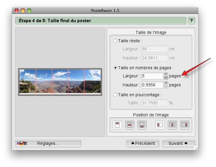 Imprimer Une Image Sur Plusieurs Feuilles A4 Les Forums De Macgeneration